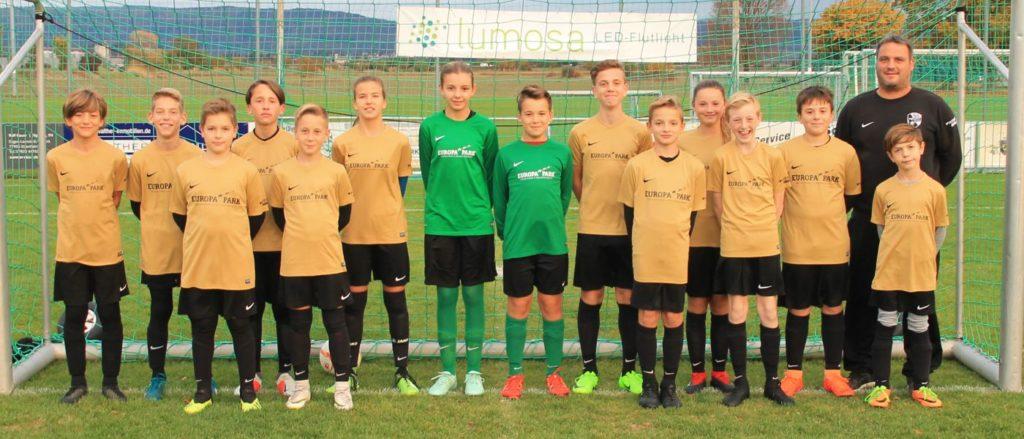 D1-Junioren 2018/2019