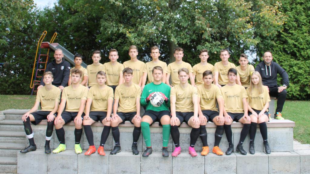 B-Junioren 2019/2020