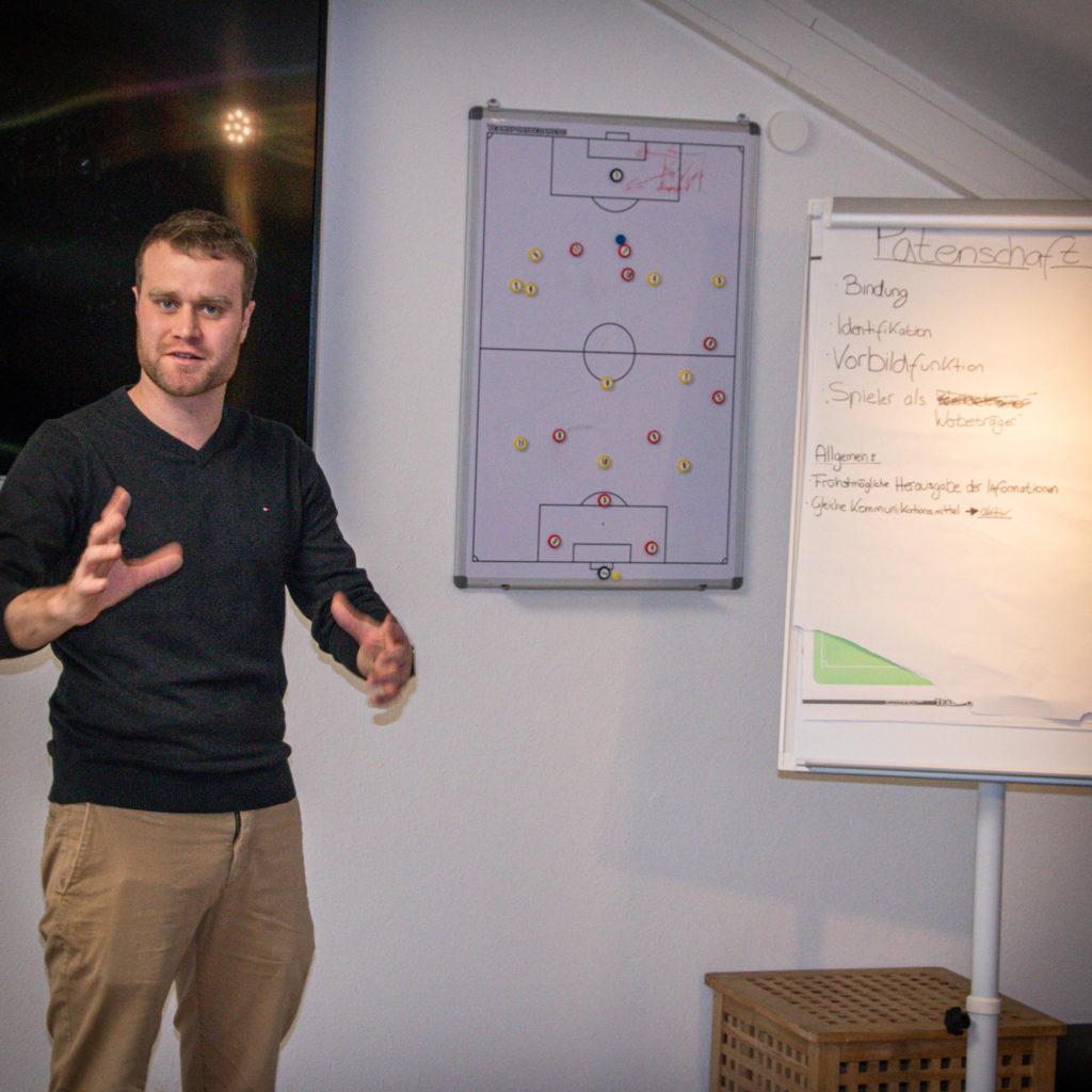 SBFV - Jugendleiter und Führungsspielertreffen