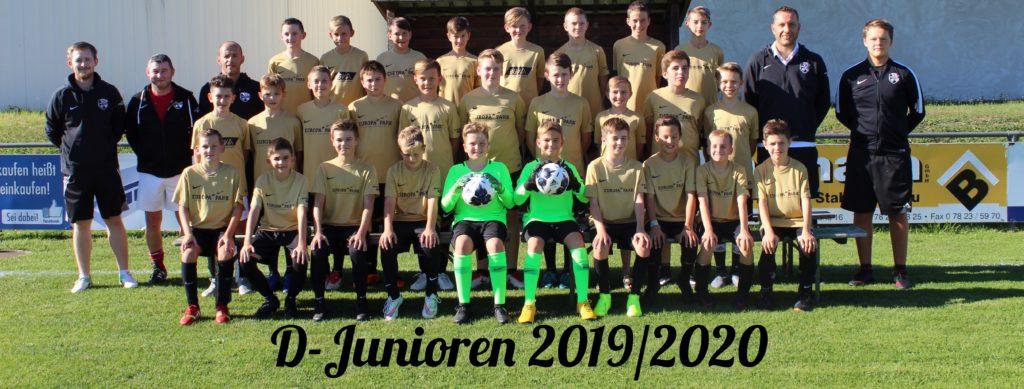 D-Junioren 2019/2020